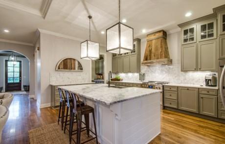 Remoldeled Kitchen
